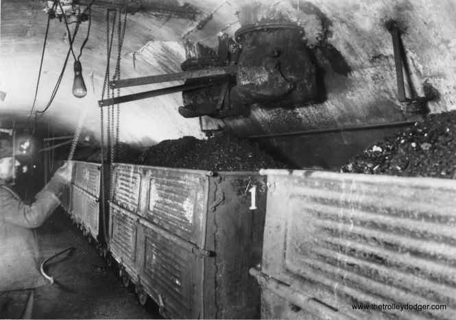 Until the 1950s, coal was widely used for heating in Chicago.