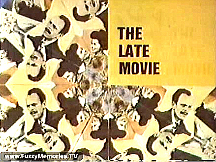 "WGN's Late Movie ""open,"" seen above, used a simple title image and not the sophisticated graphics of today. If you heard Dave Brubeck's ""Take Five"" coming out of your TV set in the 1960s or 70s, that most likely meant you were about to watch the Late Movie. (The afternoon ""Early Show"" movie on our local CBS station WBBM-TV used Leroy Anderson's ""The Syncopated Clock"" as their theme.) To see a clip of what the Late Movie open looked and sounded like, click here. Take Five was written by Paul Desmond, alto sax player in Brubeck's combo. If you are wondering who the man in the kaleidoscope image is, that's British actor/comedian Terry-Thomas."