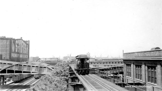 The single-track Stock Yards loop.
