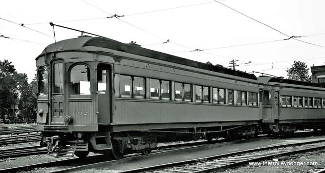 Car 302 (Niles, 1906).