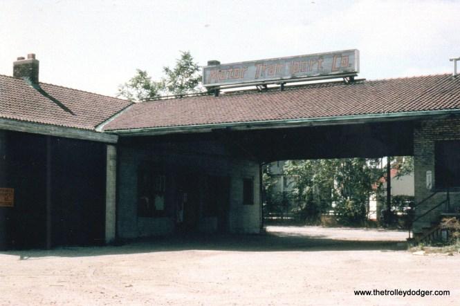 Former TM Kenosha station 9-63 Ray DeGroote