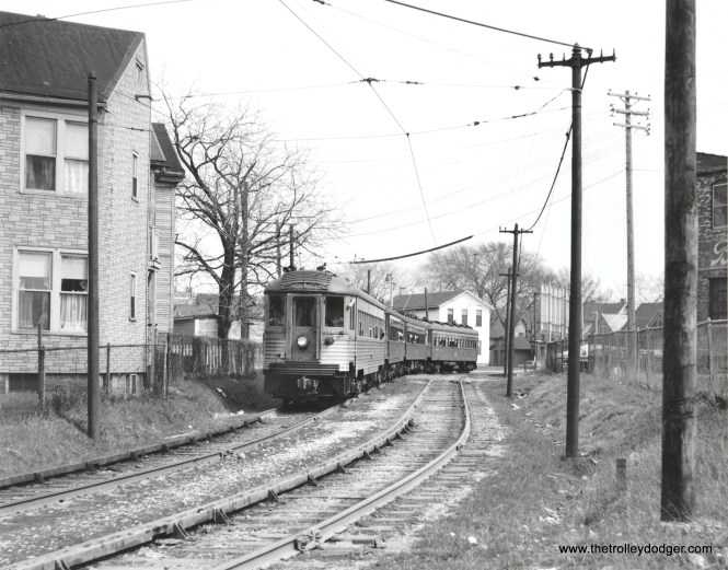 2A NSL 755 & 3 others going from 5th to 6th St. near Scott St. Bob Genack