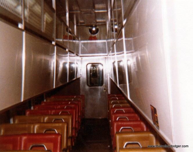 ICG Highliner interior.