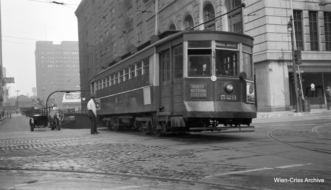 CTA 523 at the same location. (Robert Selle Photo, Wien-Criss Archive)