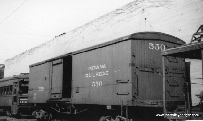 Indiana box car 550