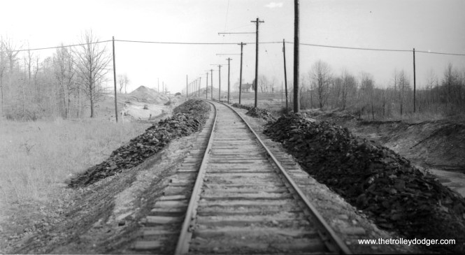 Nice right of way photo but no info other than date March 31 1936