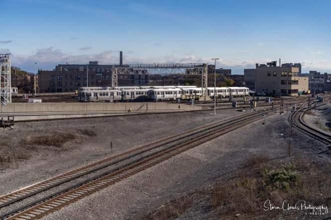 -Howard Yard near Evanston -- at Chicago, Illinois