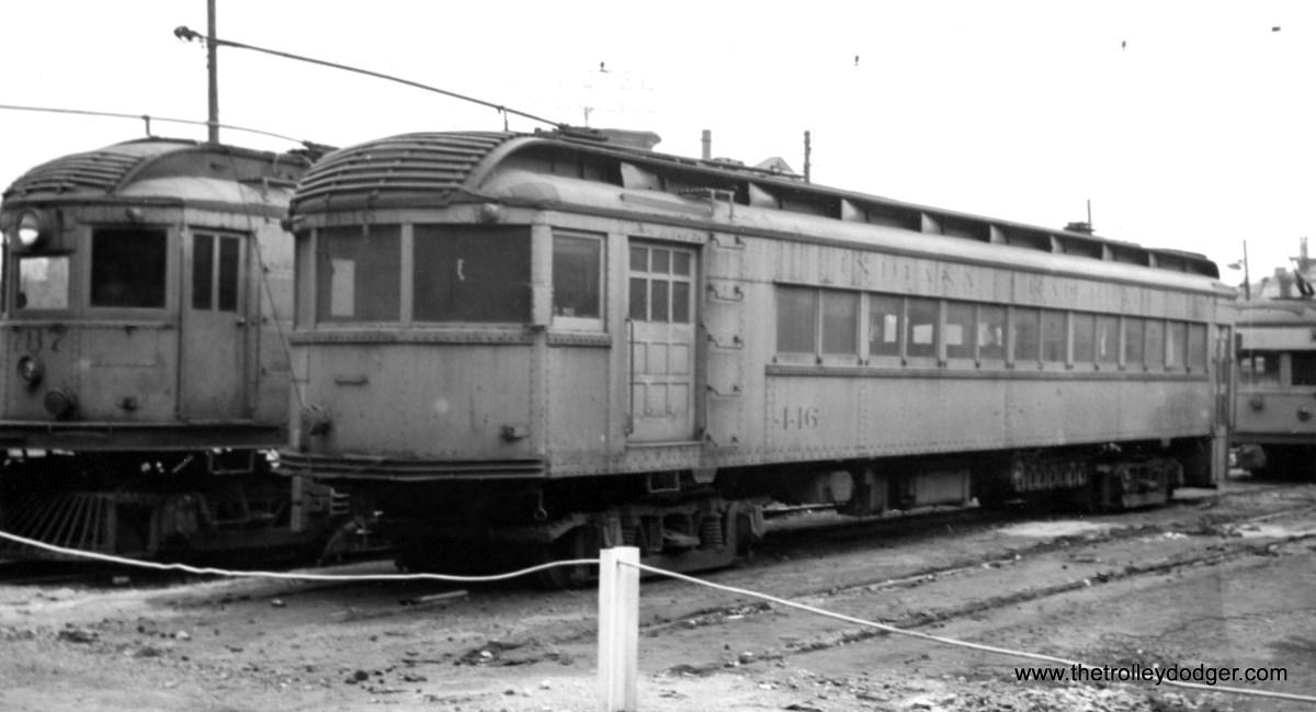 Indiana Railroad car #446.