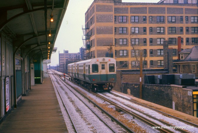 Again, Granville on the Howard line in May 1971.
