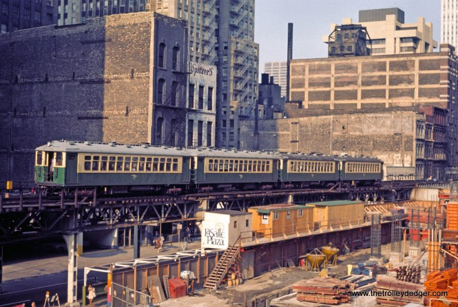 CTA 4000 series Lake-Wells 9-1971