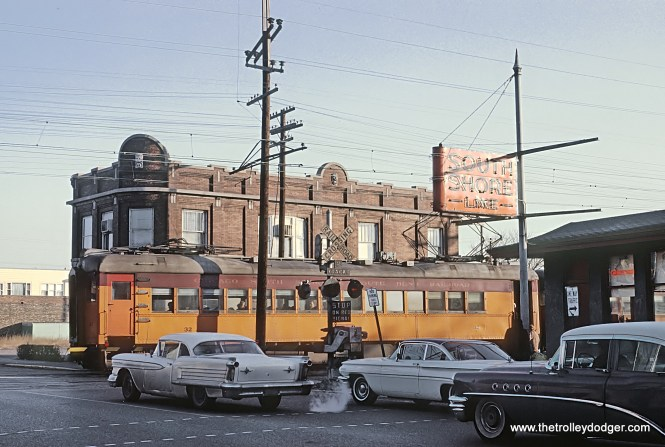 CSS&SB 32 in Hammond, IN on January 27, 1964