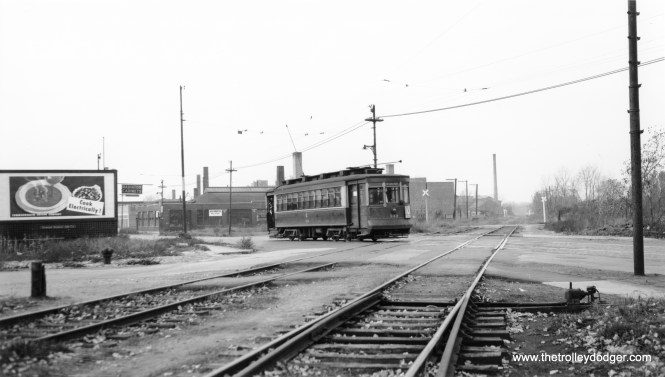 """CSL 133 is signed for 75th and Lake Park. (Joe L. Diaz Photo) Daniel Joseph adds, """"Probably 75th & Constance at the now abandoned B & O crossing."""""""