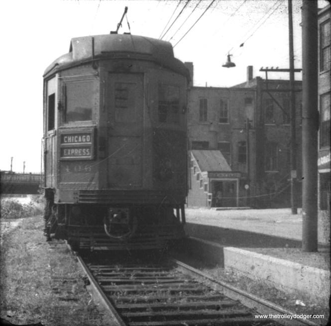 CA&E 406 at Elgin.