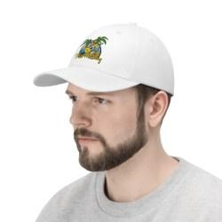 MIke McEnery Unisex Twill Hat, The Troprock Shop