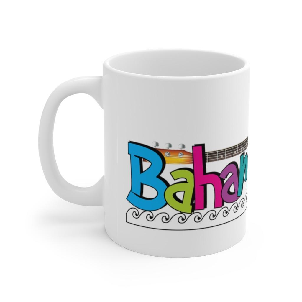 Bahama Mama and the Painkillers Ceramic Mug 11oz, The Troprock Shop