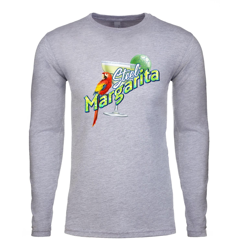 Steel Margarits Long Sleeve T-shirt, The Troprock Shop