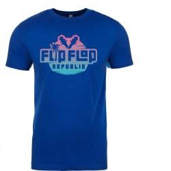Flip Flop Republic Miami Vice Unisex Tee, The Troprock Shop