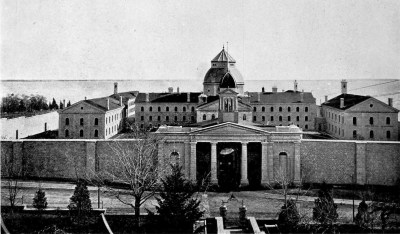 Kingston penitentiary -1901