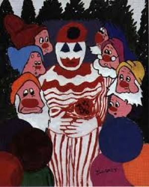 Gacy's painting
