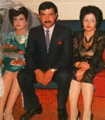 Shafia & his 2 wives