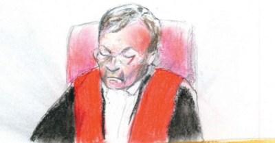 Justice Glen Parrett