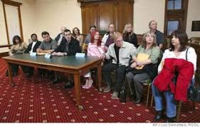 Peterson jury