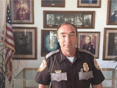 Glynn Police Chief Doering