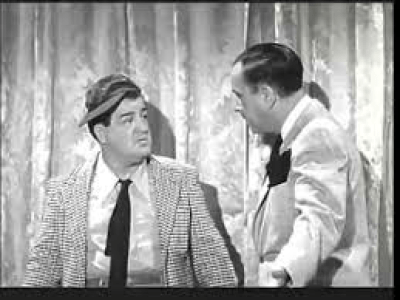 Abbott & Costello Who's on First?