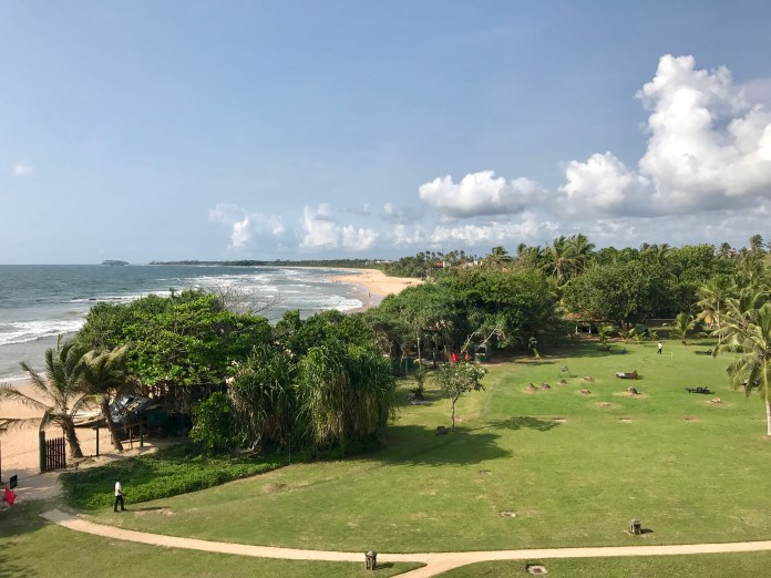 Bentota Beach - 7 days in Sri Lanka