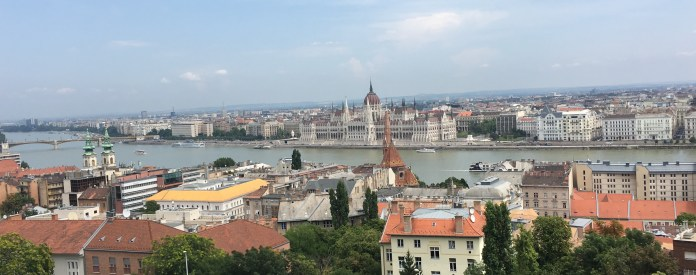 Long Weekend in Budapest.