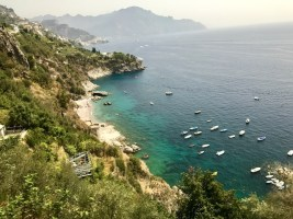 Road to Amalfi