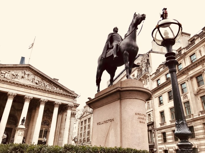 The Royal Exchange - Things to do in London.