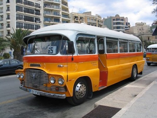 Maltese Bus - 3 DAYS IN MALTA : Itinerary and things to do.