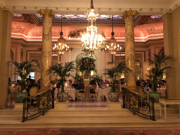 The Ritz - Palm Court