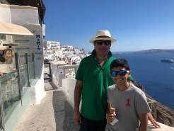 The Traveller's in Santorini