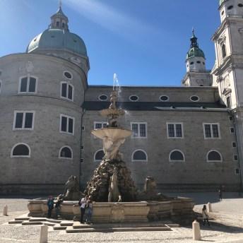 Day trip t Salzburg