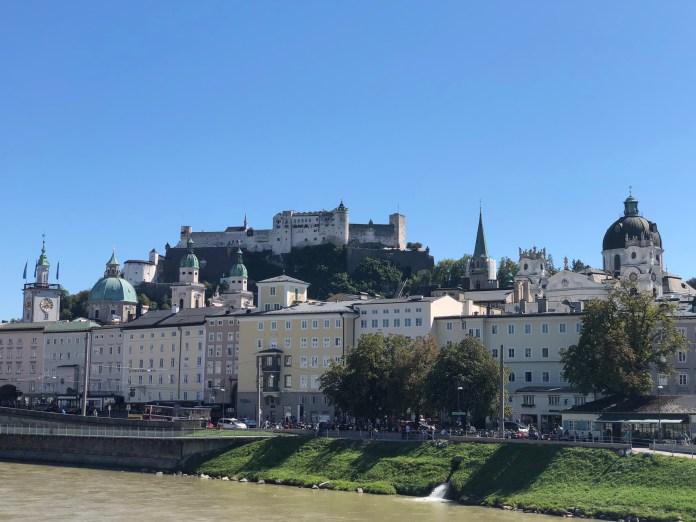 Day tip to Salzburg