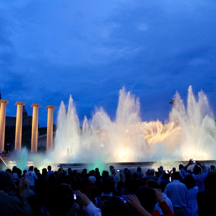 Fountain of Montjuïc