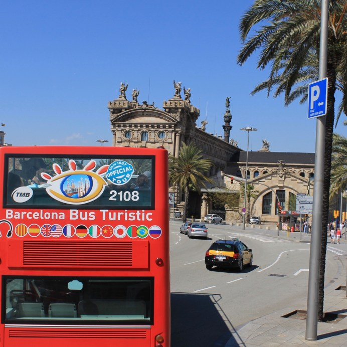 Bus Tour Barcelona - City Break