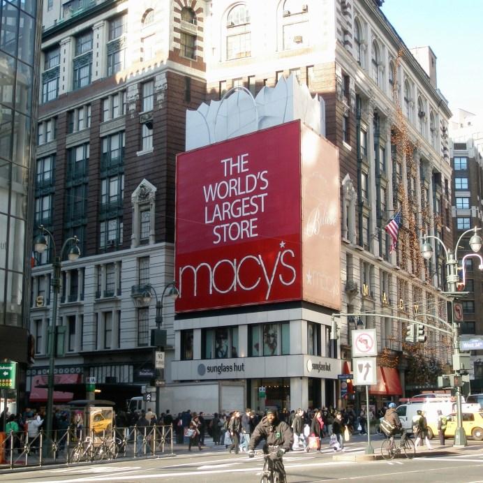 Macy NYC