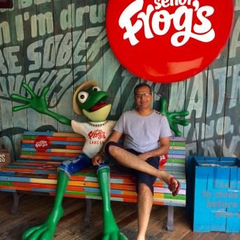 Senor Frog Cancun