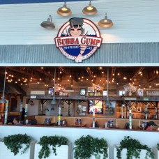 Bubba Gump Cancun