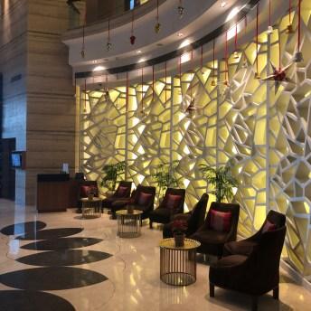 Lobby Hilton Jaipur