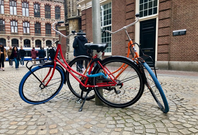 Bicycle Amsterdam
