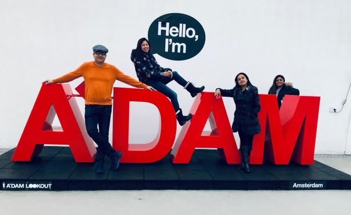 Adam Amsterdam