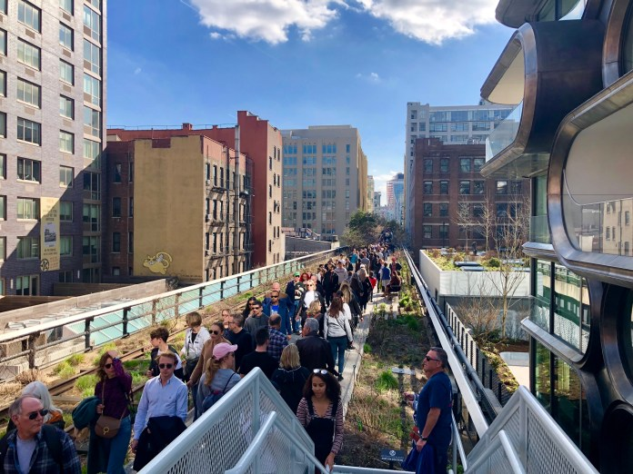High Line - What's new in New York