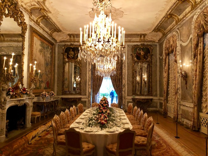 Inside Waddesdon Manor