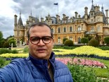 the trraveller @Waddesdon Manor - Day trip from London.