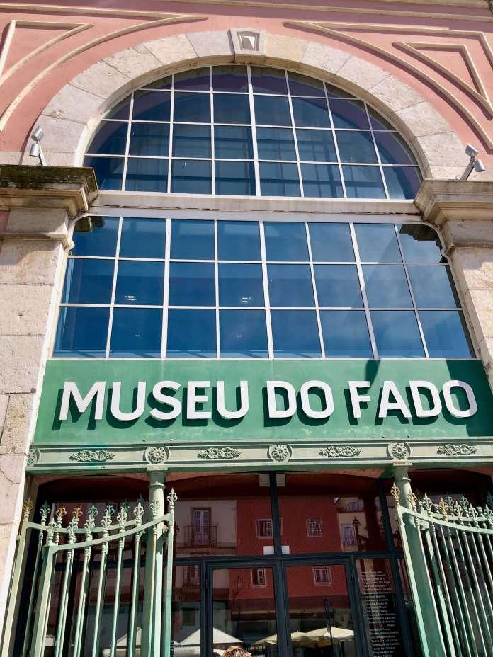 Fado Museum Lisbon