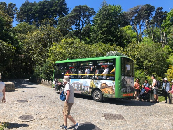 Day trip to Sintra bus